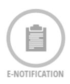 Logo e-Notification