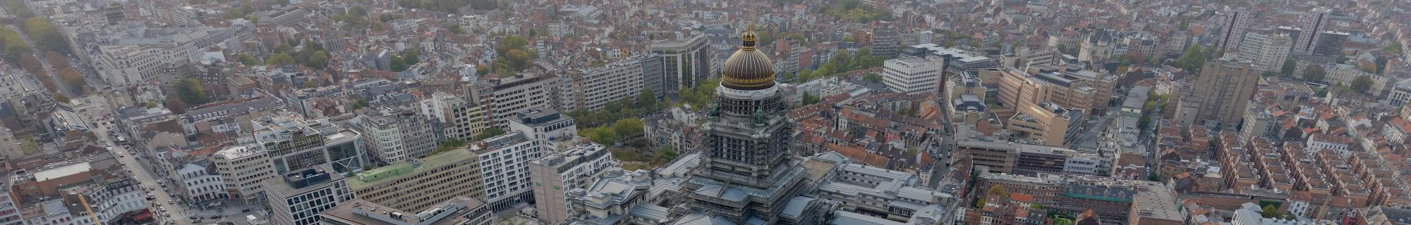 Historique du Palais de Justice de Bruxelles