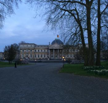 Laeken - Domaine royal - Château | Laken - Koninklijk domein - Kasteel