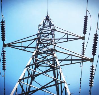 Pylône électrique | Hoogspanningsmast
